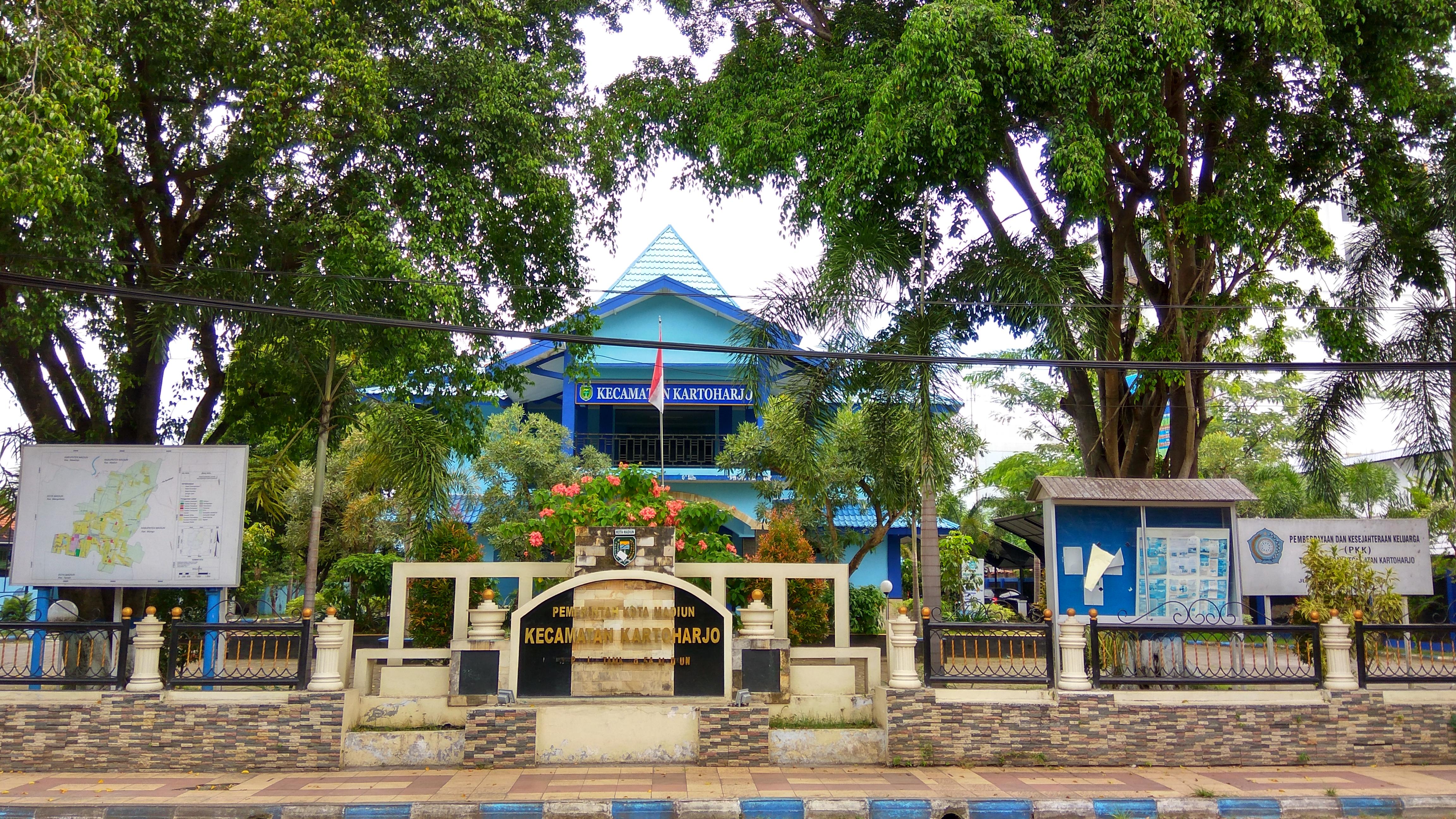 Profil Kecamatan Kartoharjo Kota Madiun