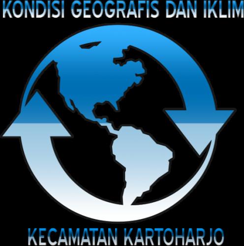 Kondisi Geografis Dan Iklim Kecamatan Kartoharjo