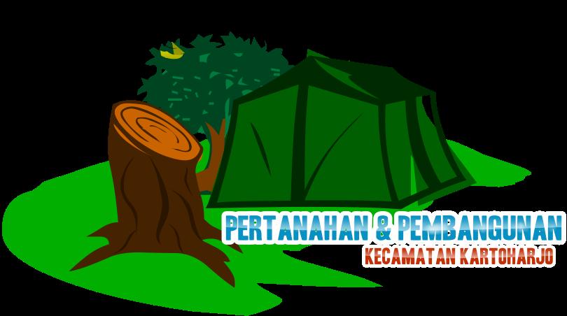 Pertanahan Dan Pembangunan Di Wilayah Se-Kecamatan Kartoharjo
